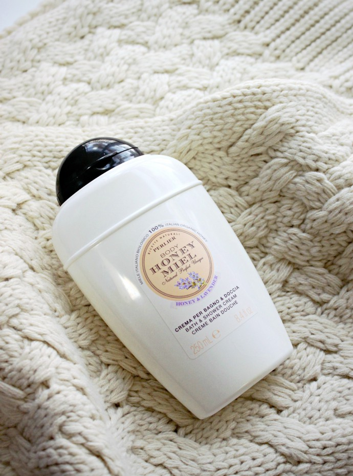 Best Snow Day Products Perlier Honey And Lavender Bath & Shower Cream