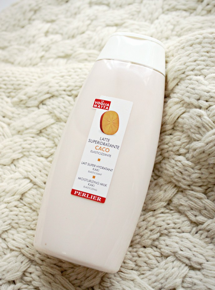 Best Snow Day Products Perlier Kaki Elasticizing Moisturizing Milk