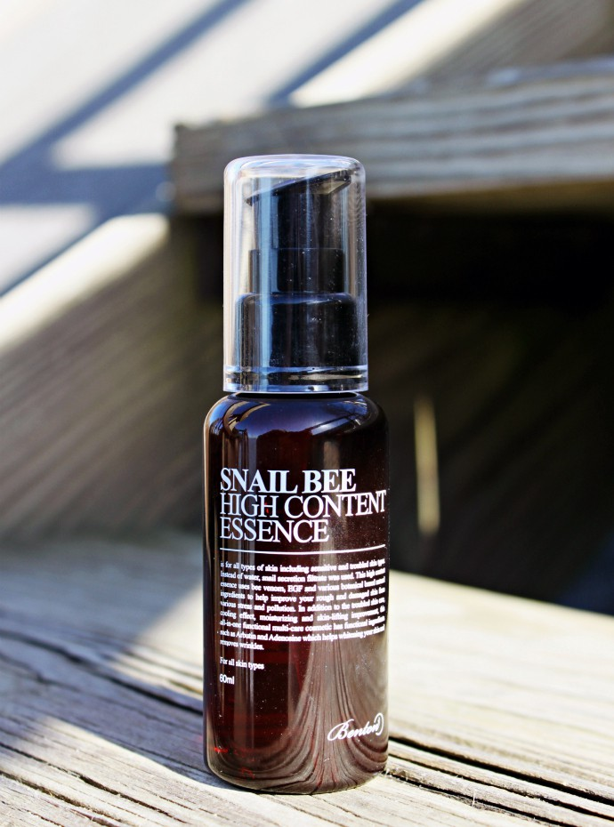 Benton Snail Bee High Content Essence - What is an essence? How to apply and layer Korean essences? How are essences different from serums? These and more questions - answered!