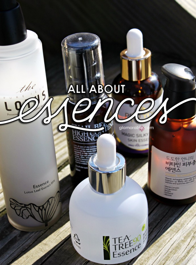 What is an essence? How to apply and layer Korean essences? How are essences different from serums? These and more questions - answered!