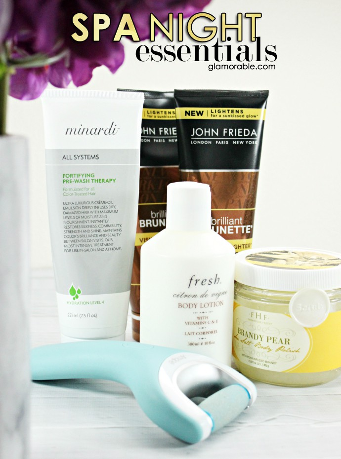 Beauty Routine for Your Feet with Amopé™