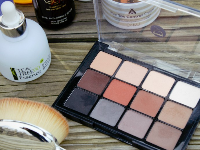 March 2016 Skincare & Makeup Favorites - Glamorable
