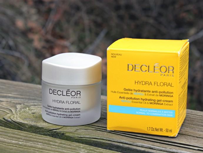 Decleor Hydra Floral Anti-Pollution Hydrating Gel Cream