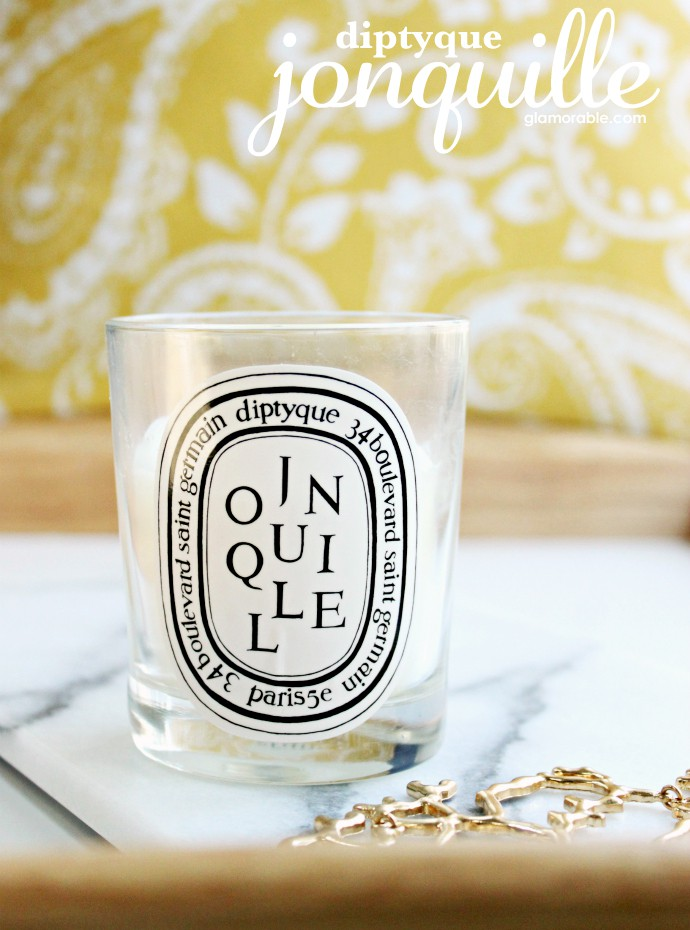 Diptyque Jonquille Candle