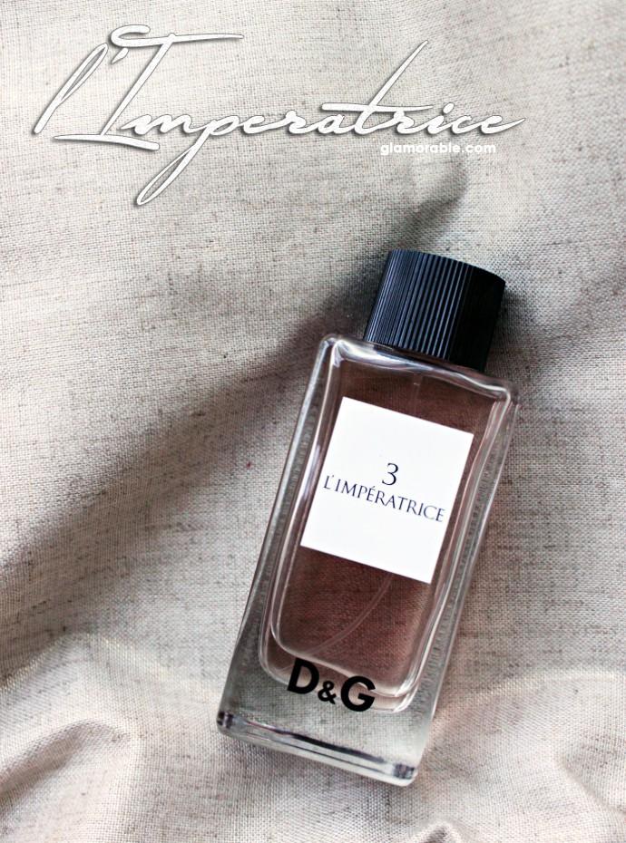 Dolce & Gabbana L'Imperatrice