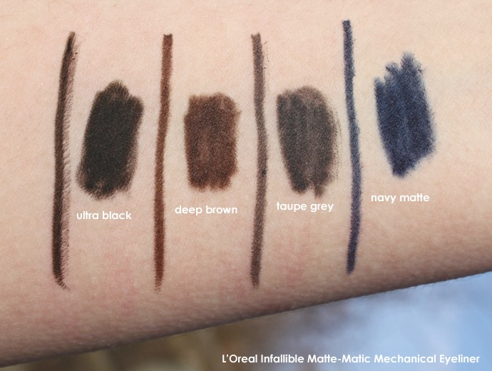 L'Oreal Infallible Matte-Matic Mechanical Eyeliner