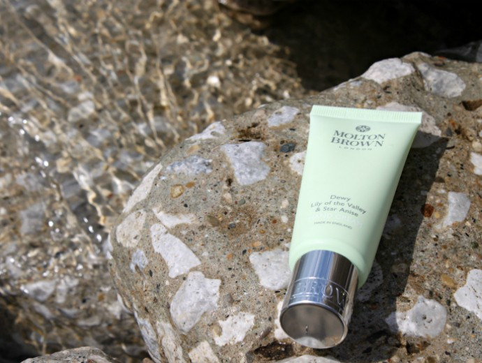 Embracing Spring with Molton Brown Dewy Lily of the Valley & Star Anise Collection