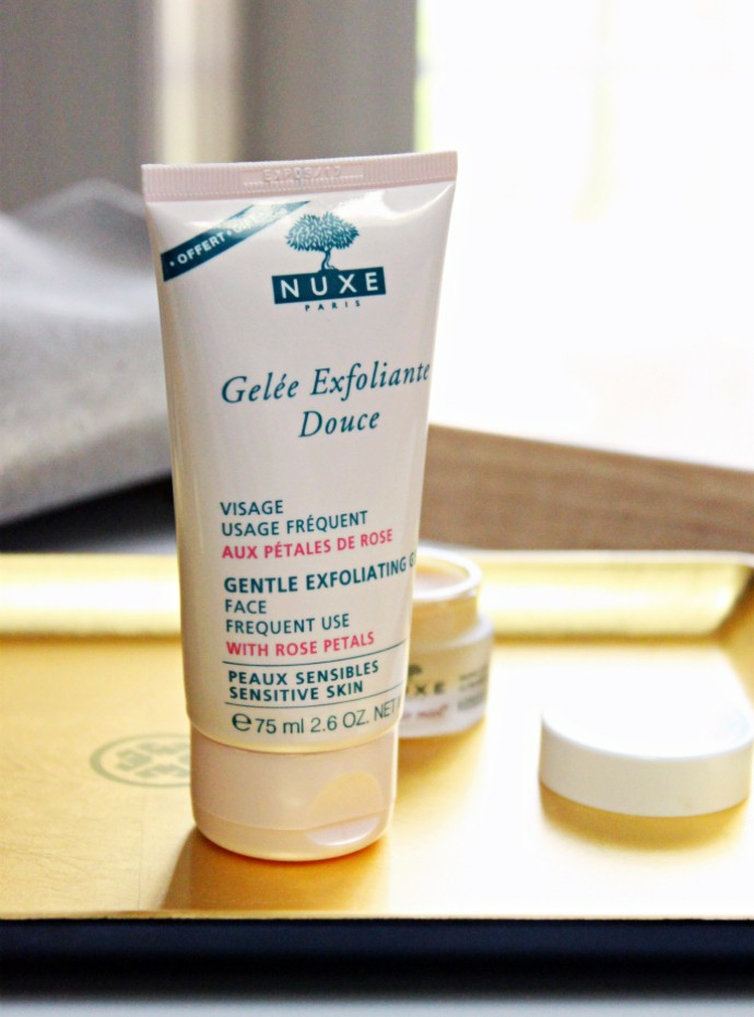 My NUXE Beauty Staples