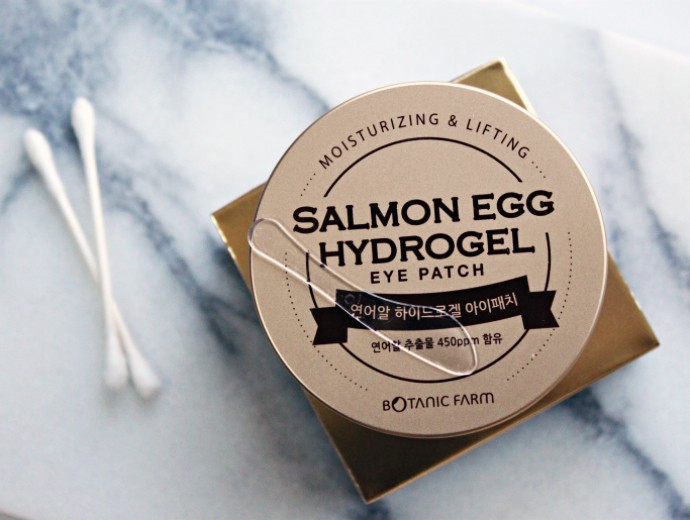 Botanic Farm Salmon Egg Hydrogel Eye Patches