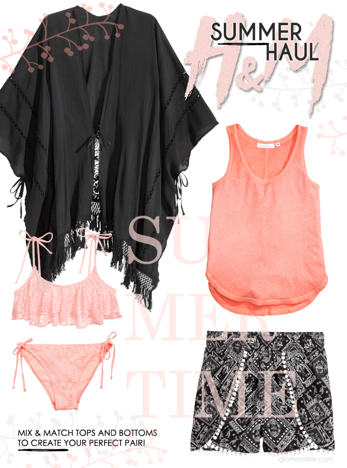 H&M Summer Haul