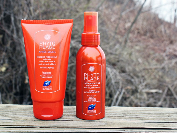 Find out how to protect your hair at the beach using PHYTO Phytoplage Protective Sun Oil and Recovery Mask.