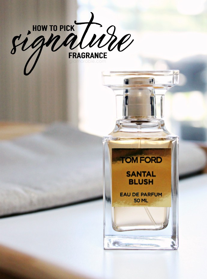 How to Find Your Signature Scent | What's yours? I am loving Tom Ford Santal Blush Eau de Parfum!