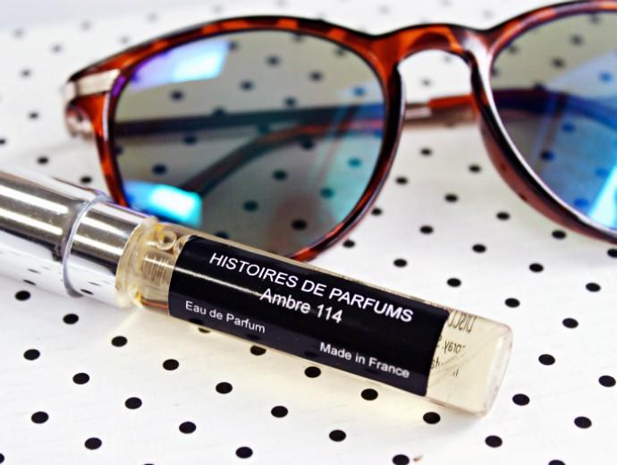 Scentbird Review + Coupon Code | Histoires de Parfums Ambre 114