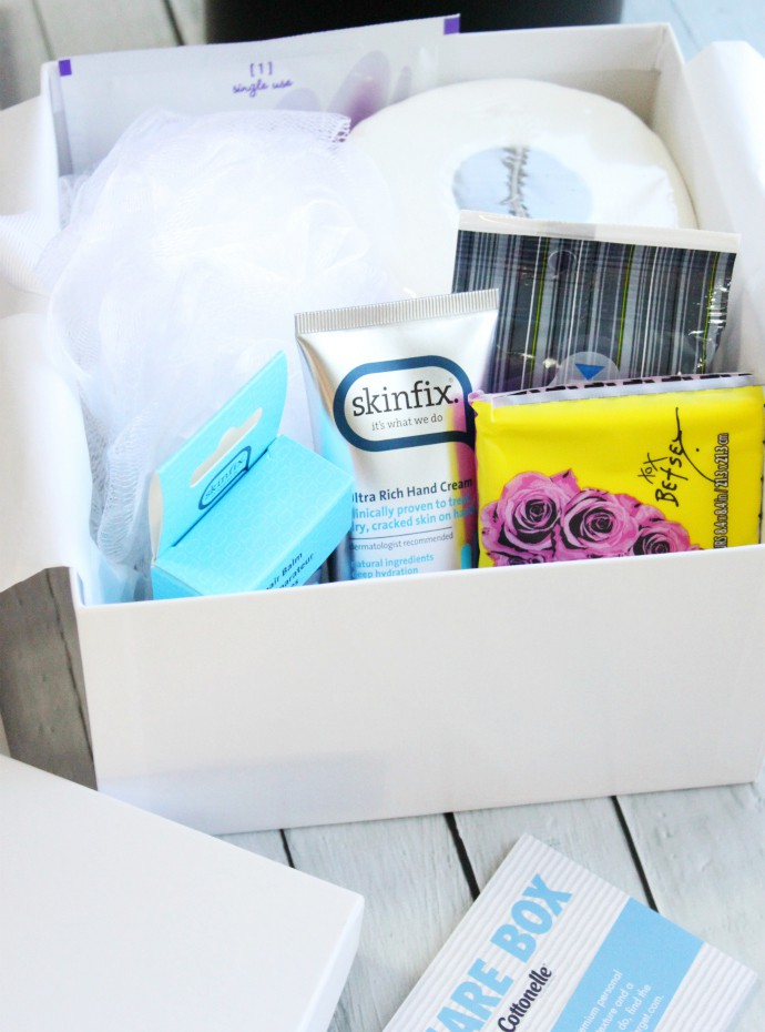 Cottonelle Clean Care Box