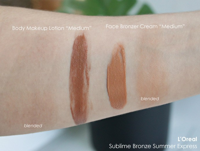 L'Oreal Sublime Bronze Summer Express Wash-Off Face Bronzer Cream