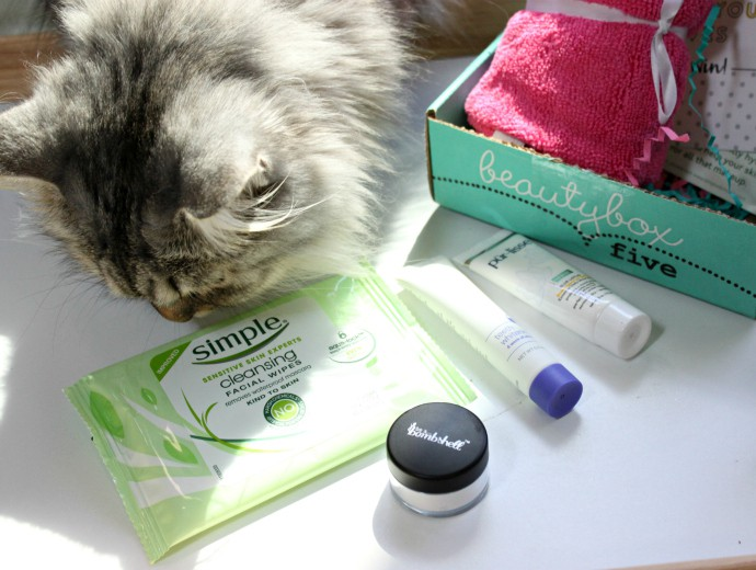 Beauty Box 5 September 2016 Review