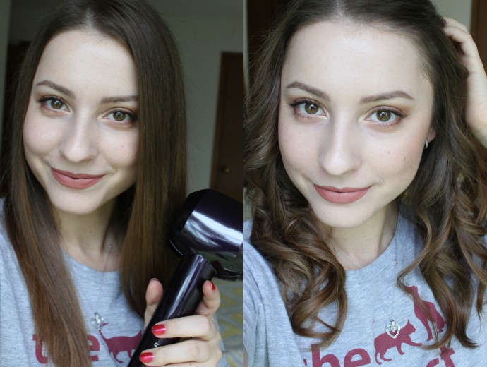 Two Looks for Long Hair Under 10 Minutes