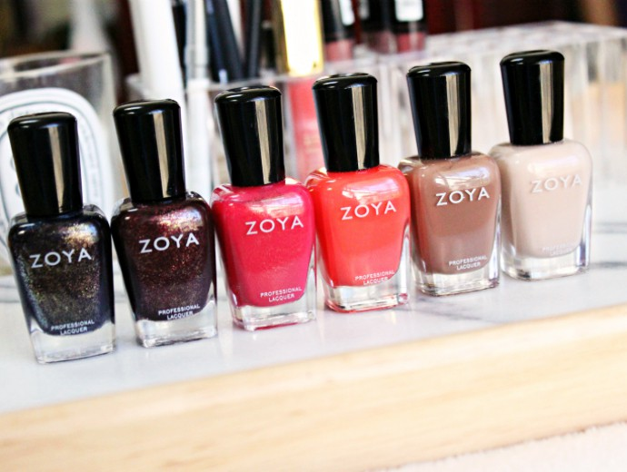 Fall Picks from Zoya for Fall 2016