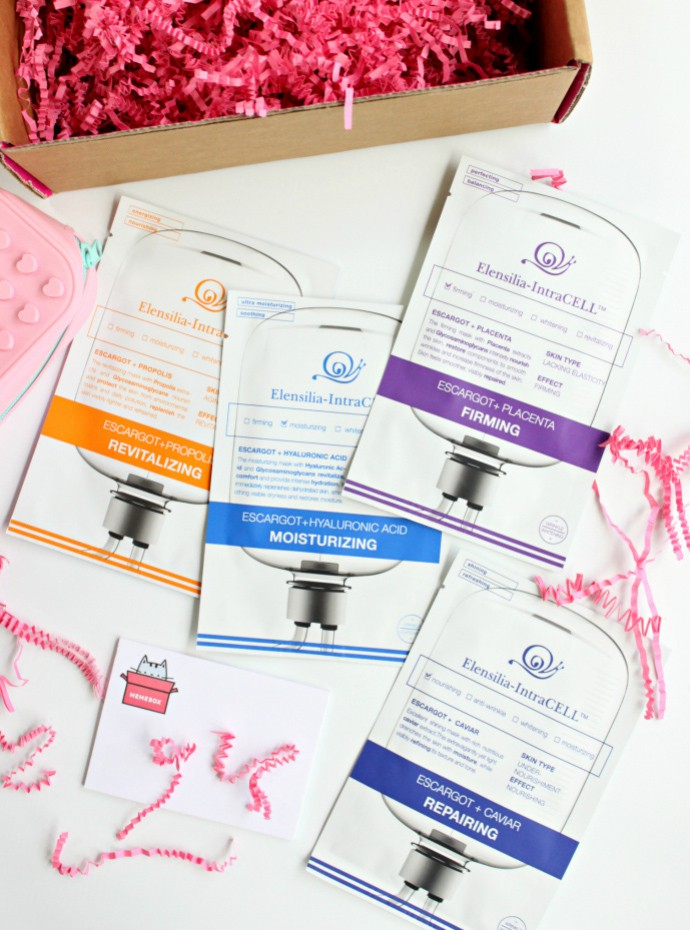 Memebox Mask & Study Box Review