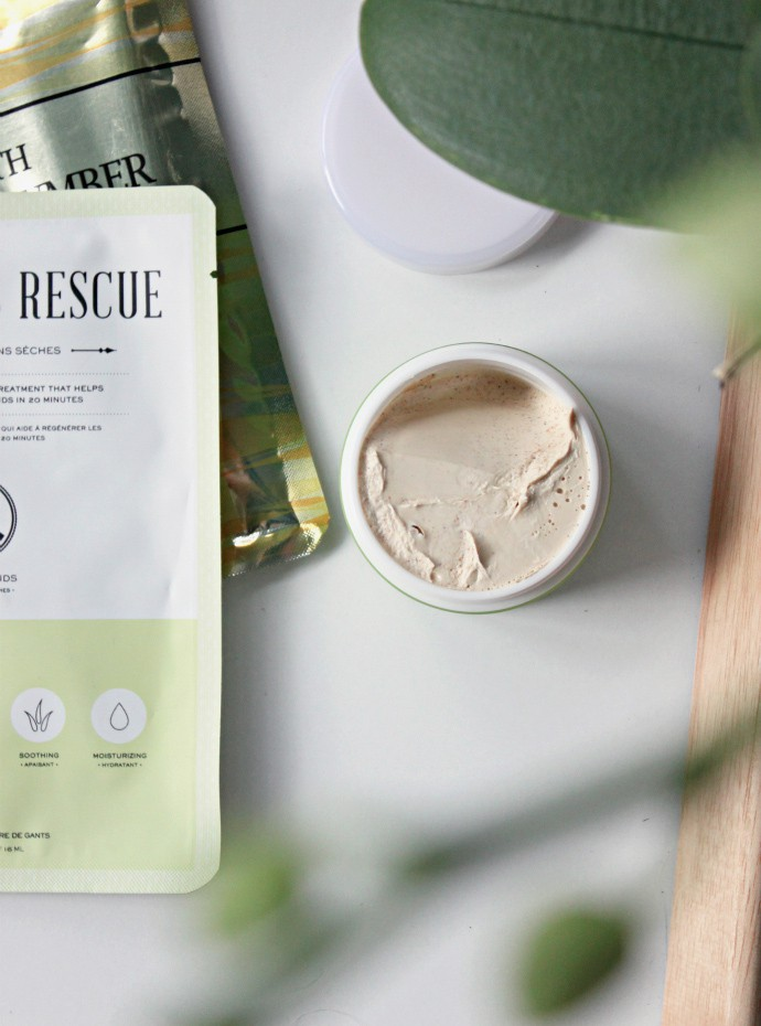 Korean beauty products at Ricky's: Holika Holika Smoothie Peeling Cream Golden Kiwi, Holika Holika Prime Youth Black Sea Cucumber Mask Sheet, Kocostar Dry Hands Rescue