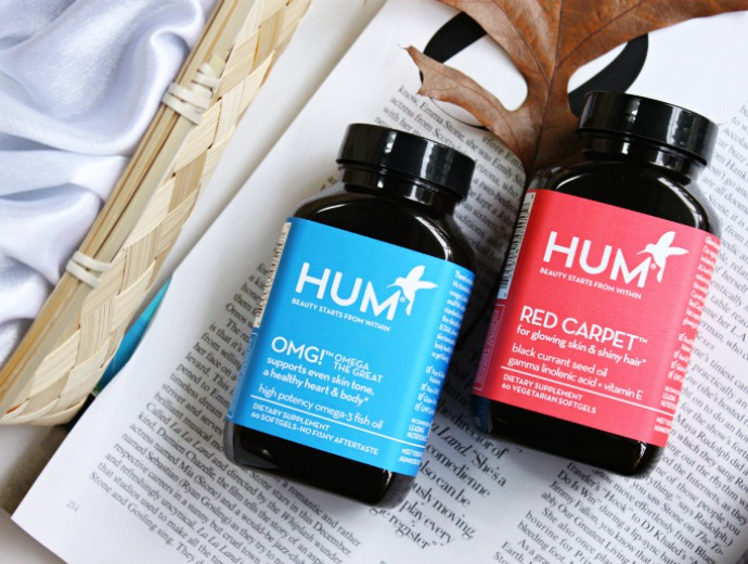 Empties #22 - HUM Nutrition Red Carpet, Omega The Great