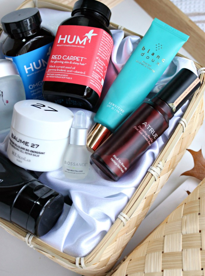 Empties #22 - HUM Nutrition Red Carpet, Omega The Great, Baume 27, Beauuty of Joseon Dynasty Cream, Biossance The Revitalizer