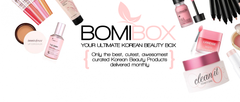 korean beauty box, kbeauty subscriotion on Cratejoy