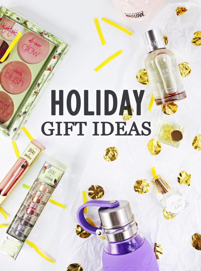 HOLIDAY 2016: Christmas Gift Ideas