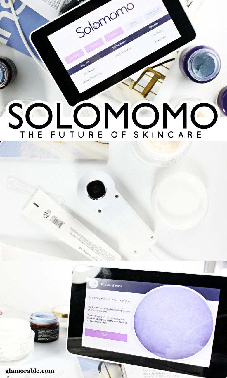 The Future of Skincare: Solomomo Skin Wand Review