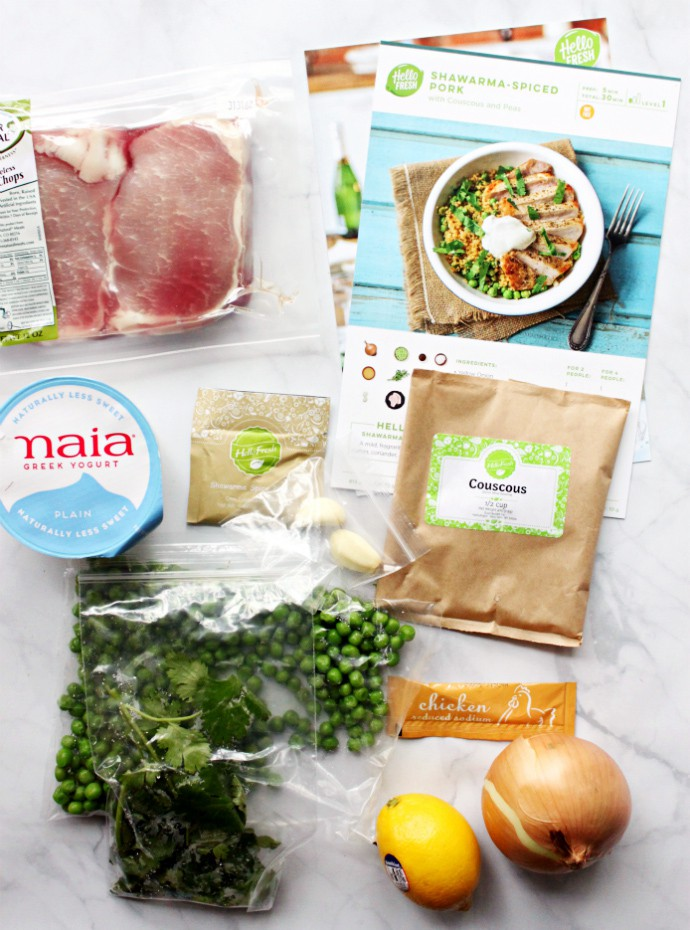 REVIEW: ,My Latest Hello Fresh Experience - The Good & The Bad
