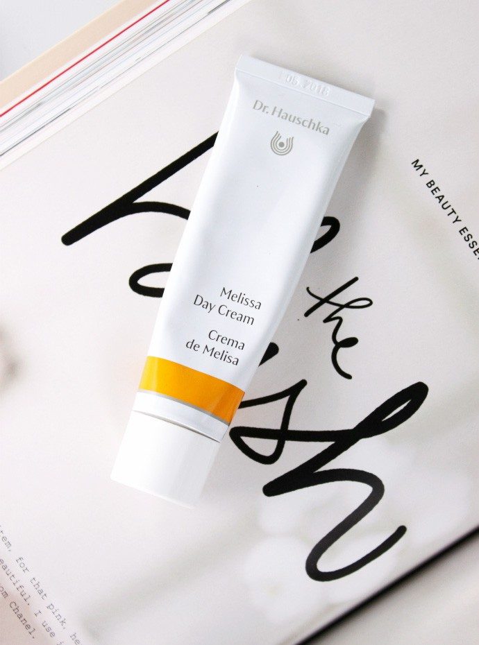 5 Best Winter Moisturizers for Combination Dehydrated Skin Type | Dr. Hauschka Melissa Day Cream