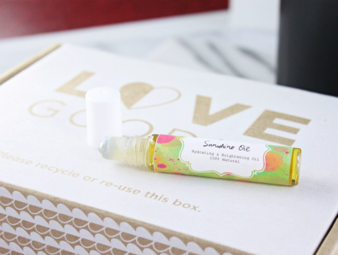 Love Goodly February/March Box Review