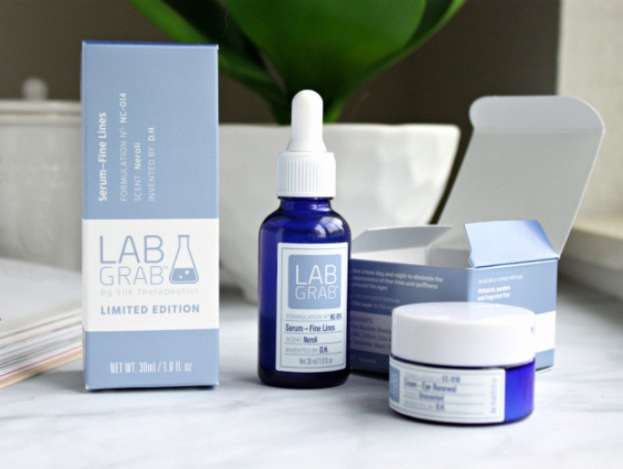 LabGrab by Silk Therapeutics | Clean Skincare with Minimal Ingredients