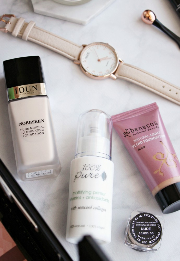 Everyday Makeup Look with  Clean, Non-toxic, Natural & Mineral Cosmetics