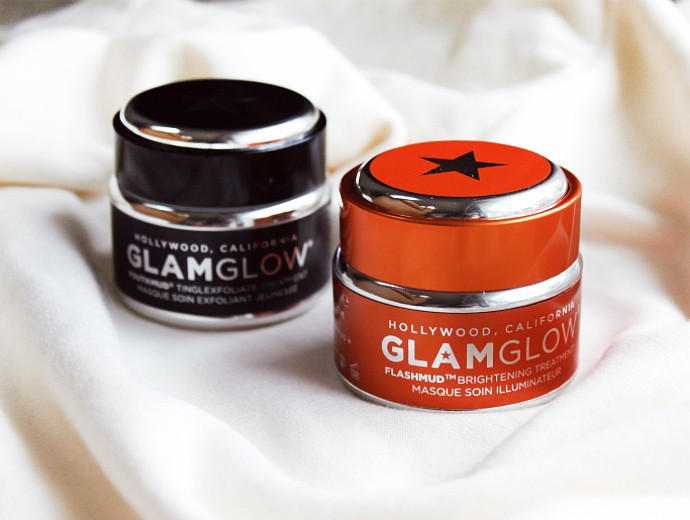 Is Glamglow Worth the Hype? YOUTHMUD Tinglexfoliate Treatment, FLASHMUD Brightening Treatment Review