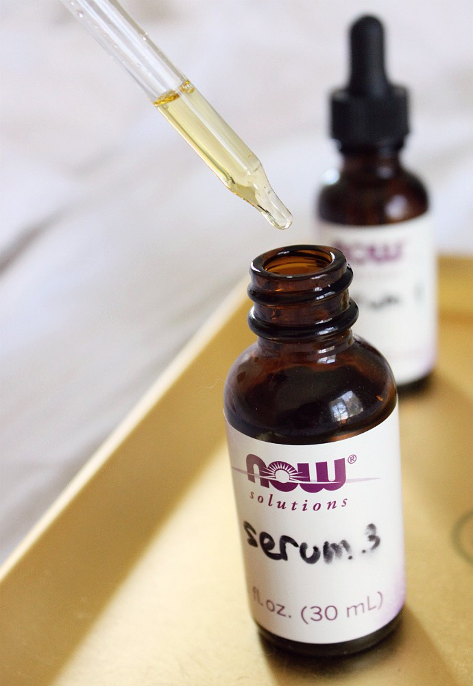DIY Anti-Aging Serum Customized for YOUR Skin Type