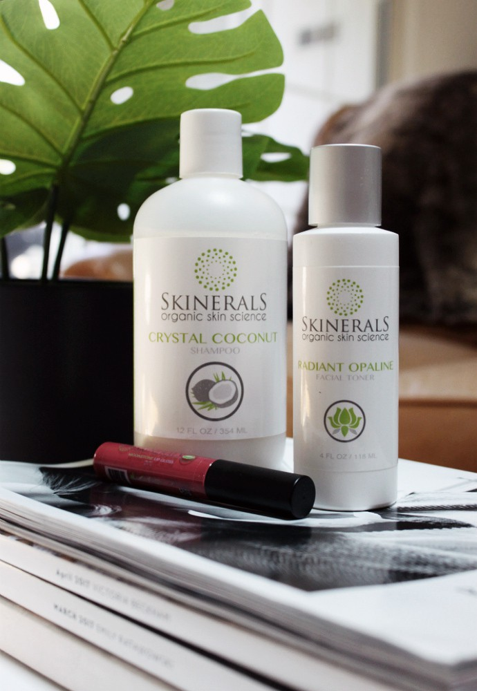 Natural & Organic Beauty from Skinerals, Review
