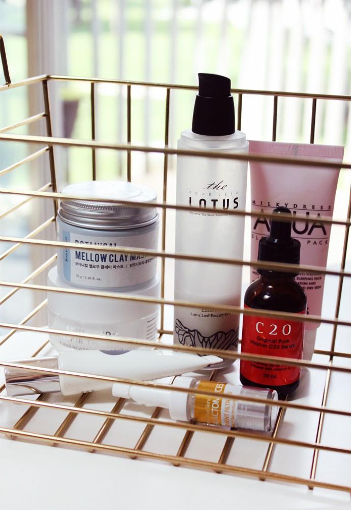 Korean Skincare Empties & Mini Reviews - Glamorable