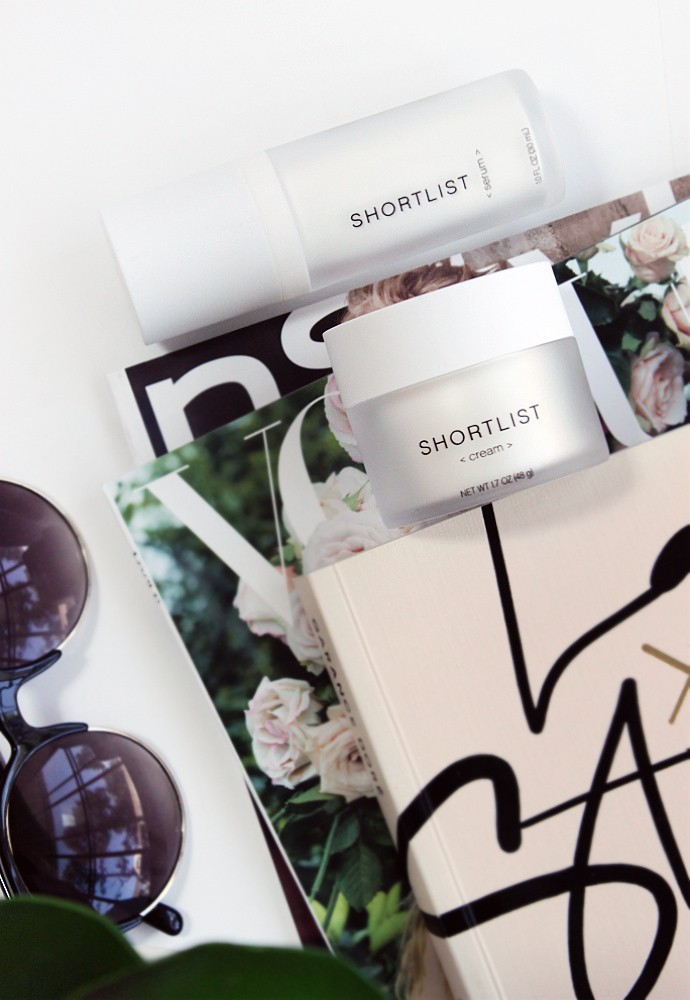Shortlist Skincare Update: My Ultra Minimalist Beauty Routine
