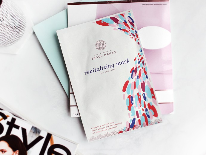 Seoul Mamas Revitalizing Mask Review - via @glamorable