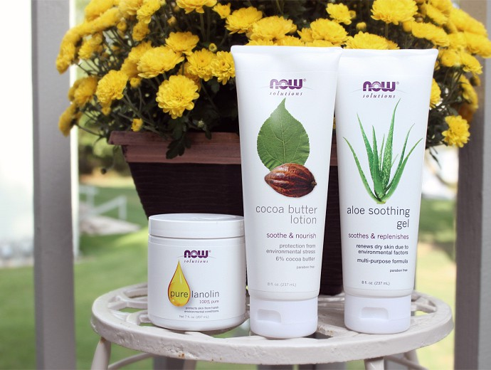 My Favorite Early Fall Skin Pampering from NOW® Solutions - via @glamorable