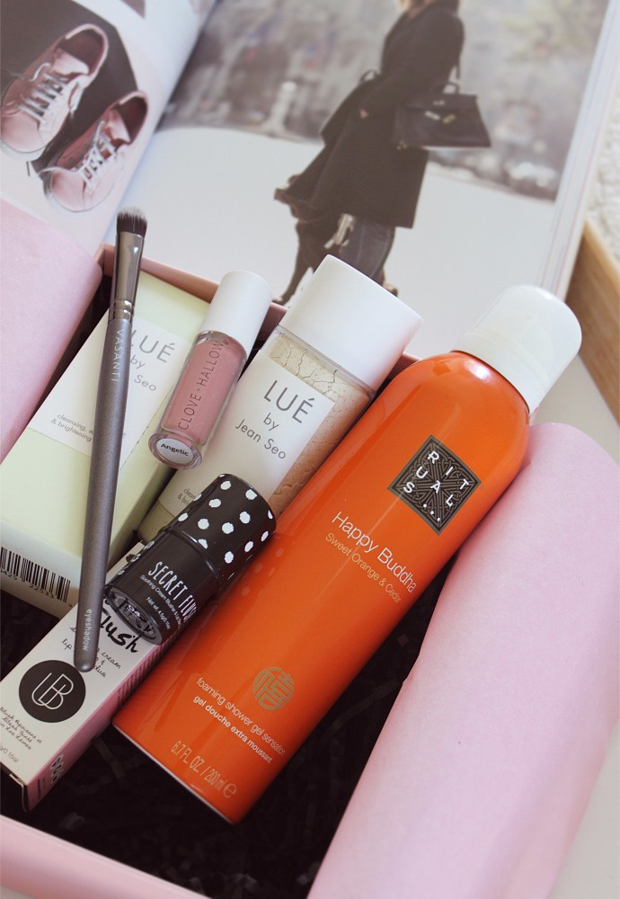 Glossybox October 2017 Review