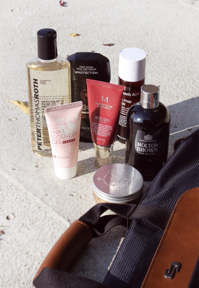 Gift Ideas for Guys: Grooming Products Men Will Actually Use - via @glamorable