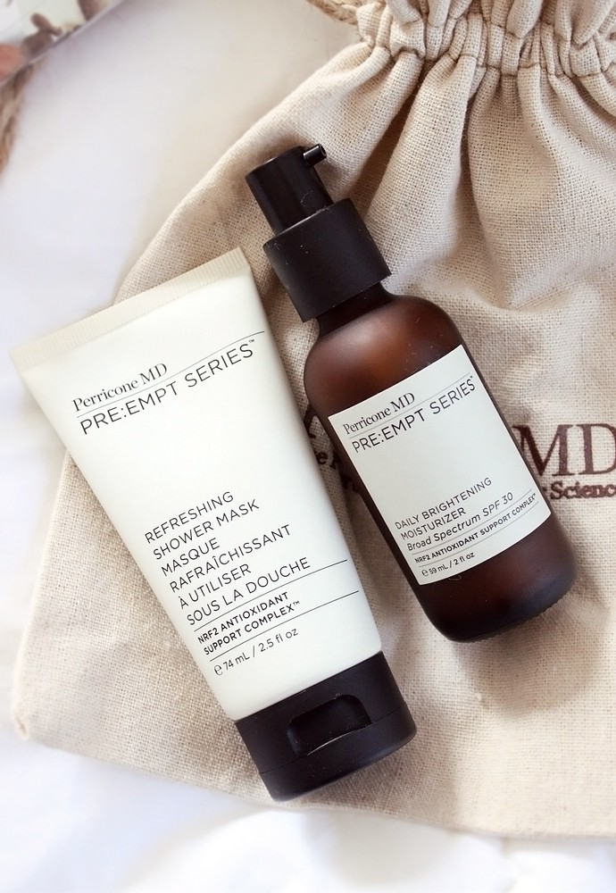Multi-taskers for Easy Travel from Perricone MD - via @glamorable #travelbeauty #perriconemd