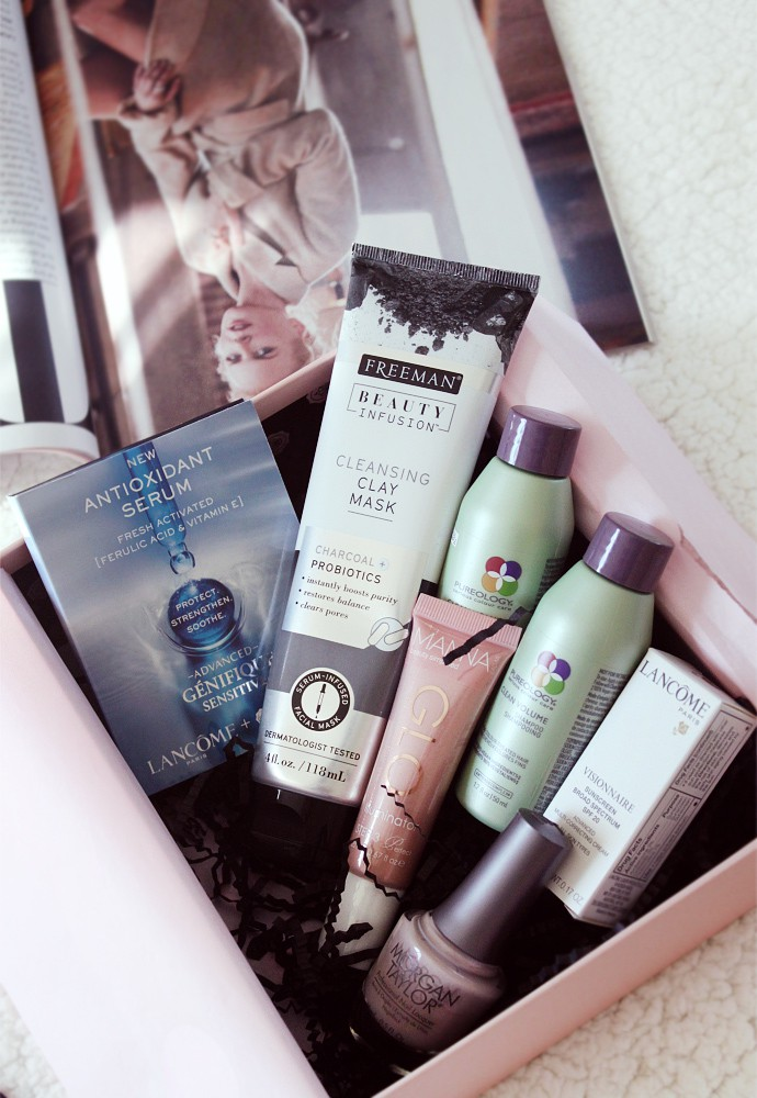 Glossybox September 2017 Review - via @glamorable #glossybox #beautybox