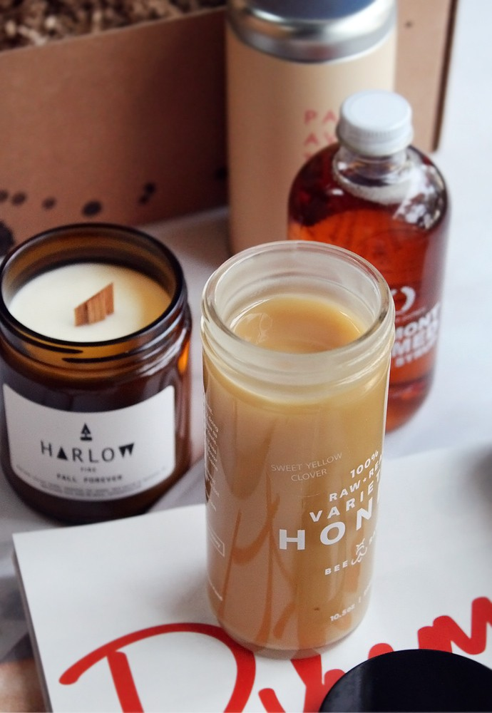 Hello Crisp Fall Forever Gift Box