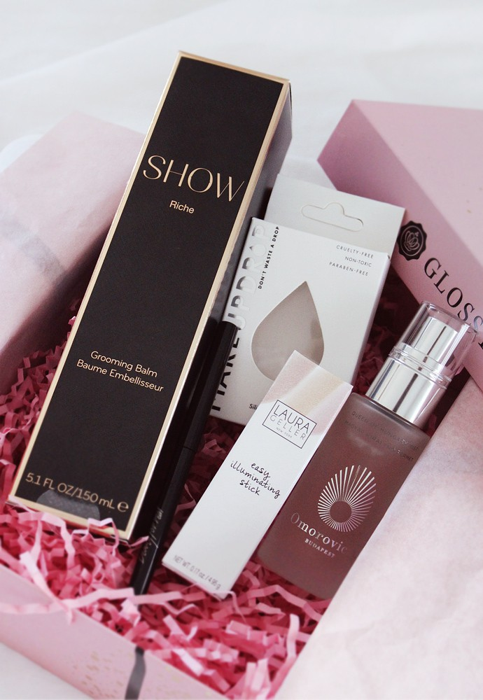 Glossybox December 2017 Review - via @glamorable #glossybox