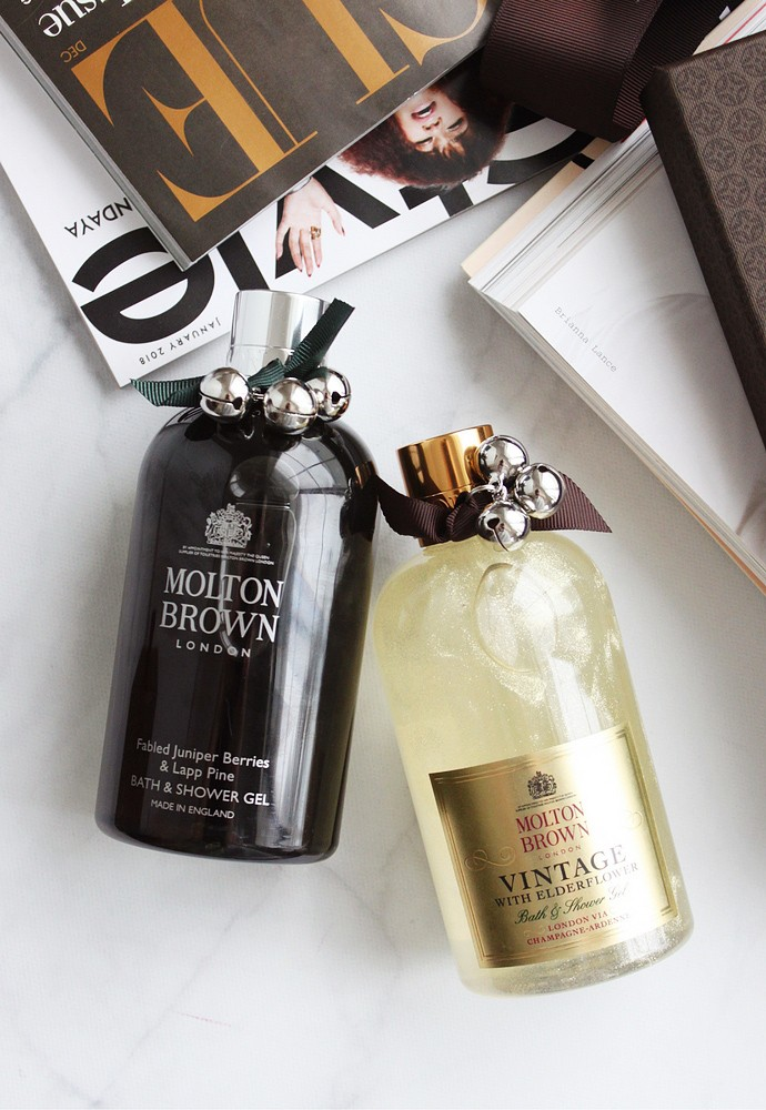 Limited Edition Holiday Treats from Molton Brown - via @glamorable #moltonbrown #holidaycheer #juniper #elderflower
