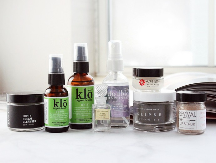 Clean & Natural Indie Skincare Picks from Navago (Part II) -Anokha Mango Butter Eye Treatment,KunyePurify Cream Facial Cleanser &Vana Body Eclipse Face Mask,Bios Apothecary Tea Tree Acne Tincture - via @glamorable #naturalbeauty #cleanbeauty #naturalskincare #nontoxicbeauty