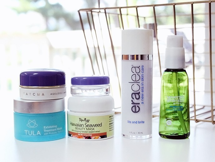 Latest Beauty Empties & Tosses - via @glamorable #projectpan #empties #skincare #naturalbeauty